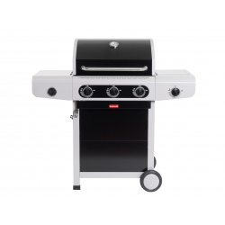Gratar pe Gaz Barbecook SIESTA 310 Black Edition