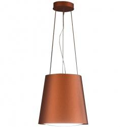 Hota insula SILT 28 LAMP, 48 cm, 550 m3/h, lumina ambientala, Cupru