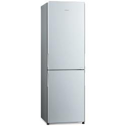 Combina frigorifica Hitachi R-BG410PRU6X(GS), 330 L, clasa A++, 219 kWh/an, No Frost, Sticla argintie