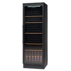 Vitrina de vinuri Tecfrigo VKG 511 Black, 89 sticle, 1 zona temperatura, negru