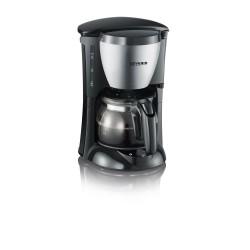 Filtru de cafea Severin KA4805,650W,4 cesti,otel inoxidabil