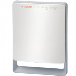 Ventilator incalzire pentru baie Steba BS 1800 TOUCH,1800W,alb/gri