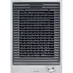 Plita incorporabila Barazza B_Free, 36 cm, tepanyaki, 2 zone gatit, termostat, inox