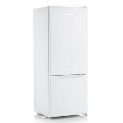 Combina frigorifica SEVERIN KGK 8970, clasa A ++, 144 cm, 173 kWh / an , frigider 154 L, congelator 52 L, Low Frost, alb