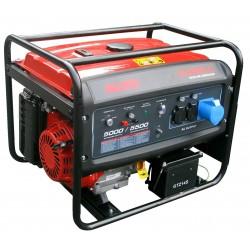 Generator pe benzina AL-KO 6500 D-C, 5500W, 389 cmc, 25l