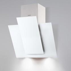 Hota decorativa Nodor NOSTRUM 700 WH, A, 70 cm, 130 W, alb