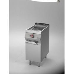 Friteuza simpla Desco Italia, YAMFRE71MOO electrica cu 13.6 L