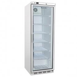 Vitrina frigorifica Tecfrigo POLO 350 GBT, capacitate 340L, temperatura -10/-25°C, alb