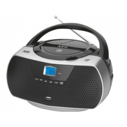 Radio Stereo cu cd AEG SR 4362 CD/MP3, Black
