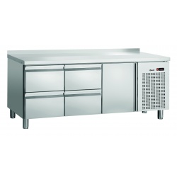 Masa frigorifica S4T1-150 MA, Bartscher