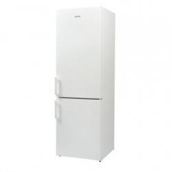 Combina frigorifica Gorenje RK6191AW, 321 l, Clasa A+, H 185 cm, Alb