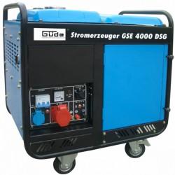 Generator uz general Gude GSE 4000 DSG - 40583