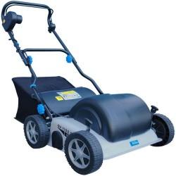 Scarificator electric Gude GV 1700E, 1700W, 36,2 cm, 50 l, rosu/negru