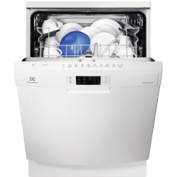 Masina de spalat vase Electrolux ESF5511LOW, 13 Seturi, 6 Programe, Clasa A+, 60 cm, Alb