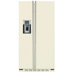 """Side by side IOMABE Exclusive """"V"""" Series ORE24VGF8C, clasa A+, 528 l, No Frost, Crem"""