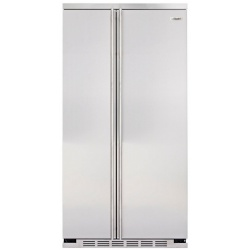 Side by side IOMABE Global Series ORGS2DBF60, clasa A+, 576 l, No Frost, Inox