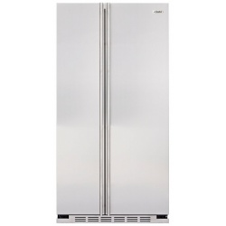 Side by side incorporabil IOMABE Global Series ORGS2DBF30, clasa A+, 576 l, No Frost, Inox