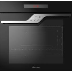 Cuptor electric incorporabil Smalvic NEXT FI-74MTLX, 60cm, 74l, grill electric, negru
