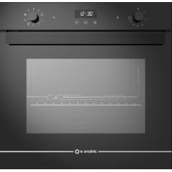 Cuptor electric incorporabil Smalvic GLASS NERO FI-74MTLB, 60cm, 74l, grill electric, alb