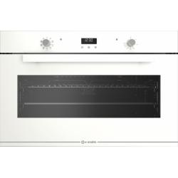 Cuptor electric incorporabil Smalvic GLASS BIANCO FI-95MTB, 90cm, 110l, grill electric, alb