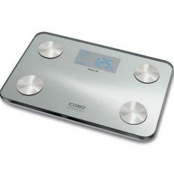 Cantar de baie cu analizator corporal Caso3410,150kg,oprire automata,argintiu