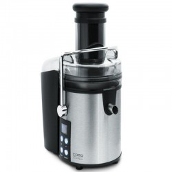 Storcator de fructe Caso PJ800,800W,1,1L,negru/otel inoxidabil